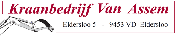 Kraanbedrijf Van Assem
